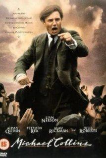 Liam Neeson Starer Michael Collins Movie (1996) Release