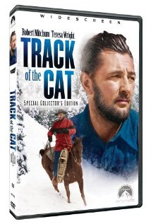 Robert Mitchum Starer Track of the Cat Movie (1954) Release